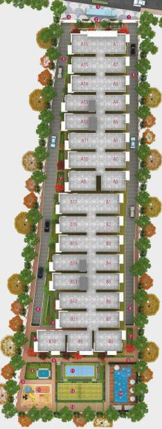 Images for Layout Plan of Cansa Dhaiya