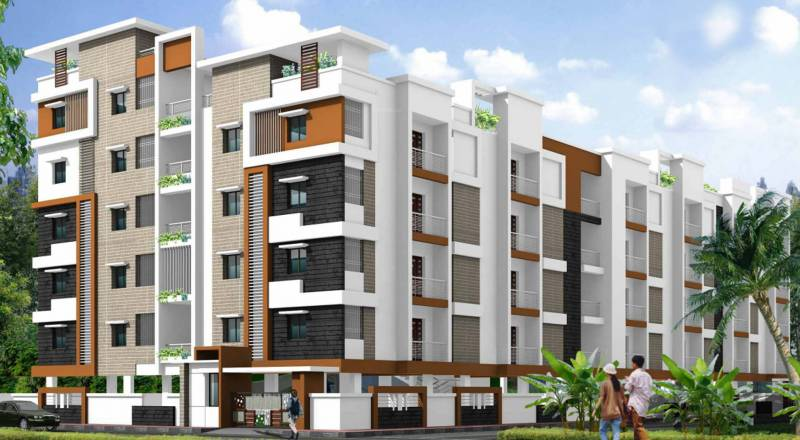 Images for Elevation of MAA Nivasam