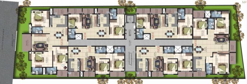 Images for Layout Plan of Punnami Bilss Annex