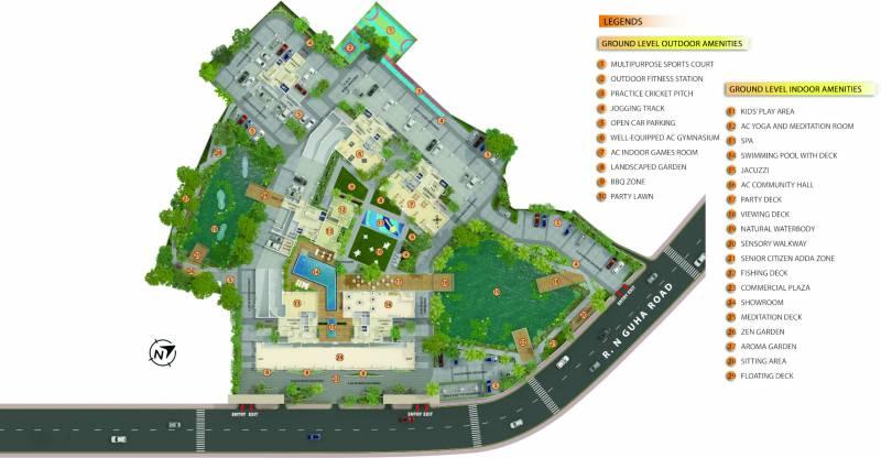 Images for Layout Plan of Merlin Urvan