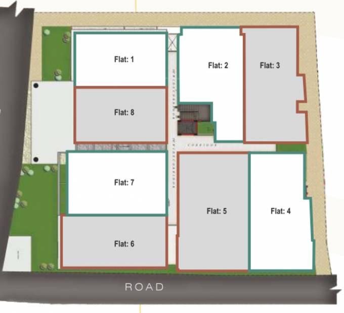 Images for Cluster Plan of Span Span Krishna
