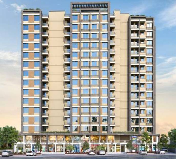 Images for Elevation of Devesh Iconic