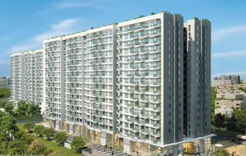 Images for Elevation of Godrej Air Nxt