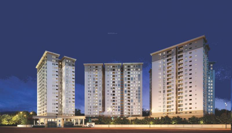 Images for Elevation of Sobha Palacia
