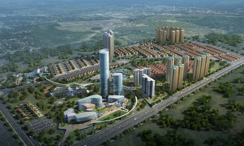 Images for Elevation of Lodha Upper Thane Woodlands C And D
