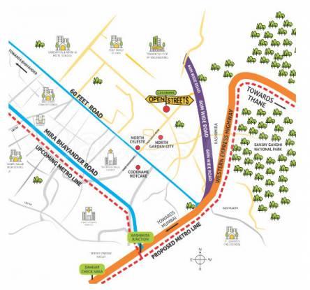 north-barcelona Location Plan