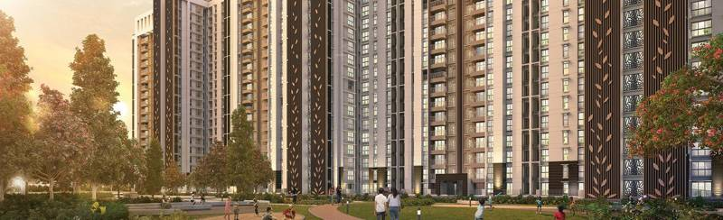 Images for Elevation of Lodha Upper Thane Tiara H