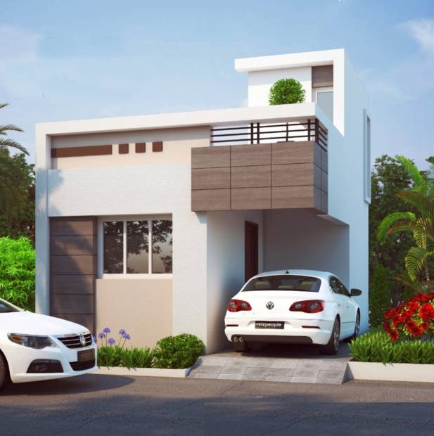 Images for Elevation of Gad Villa