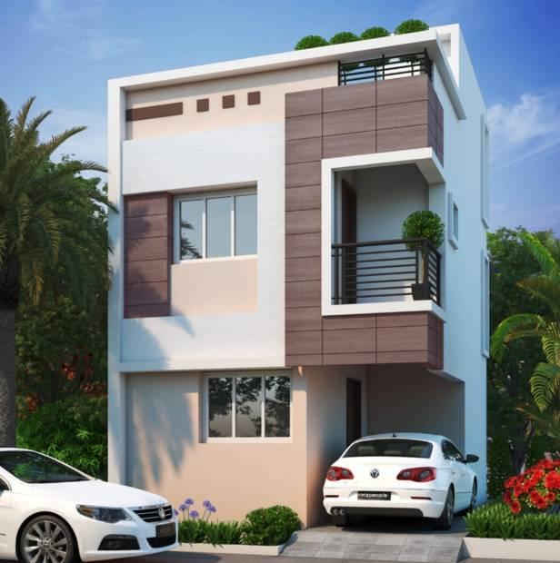Images for Elevation of Gad Villas