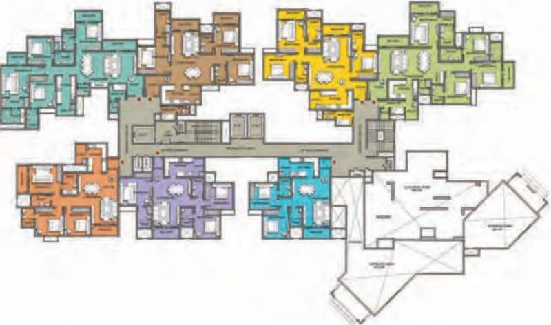 Images for Cluster Plan of Prestige Song Of The South Phase 2