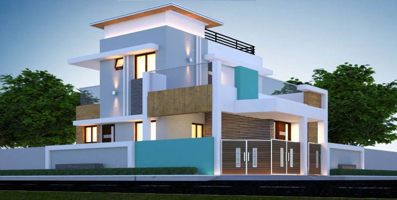 Images for Elevation of Greens Sai Greens City