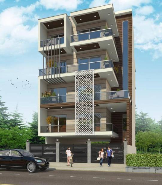 Images for Elevation of Whitehousz Floors 8