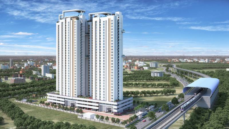 Images for Elevation of Navami Landmark