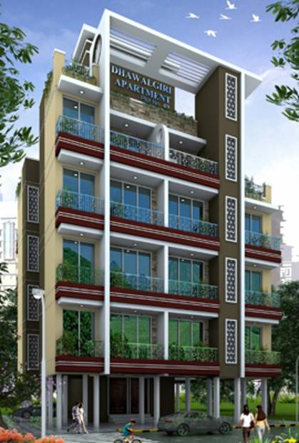 Images for Elevation of Desire Dhawalgiri Apartment