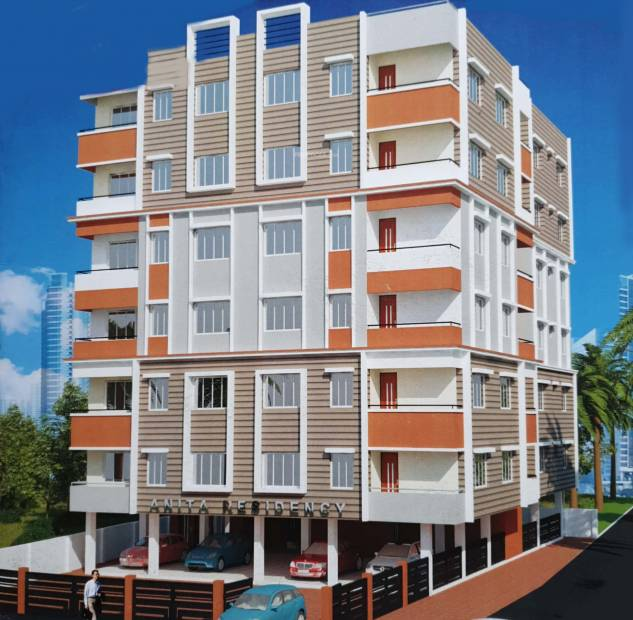 Images for Elevation of SB Anita Residency