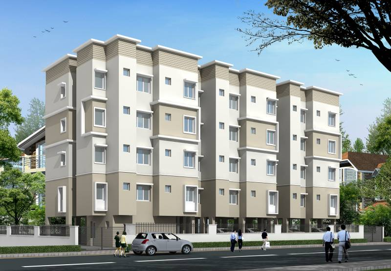 Images for Elevation of Baashyaam Le Chalet Smart Choice Homes Block 1 To 4