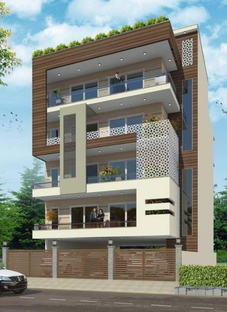 Images for Elevation of Whitehousz Floors 14