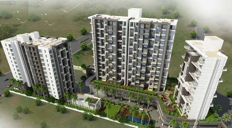Images for Elevation of Nirman Altius Wing B