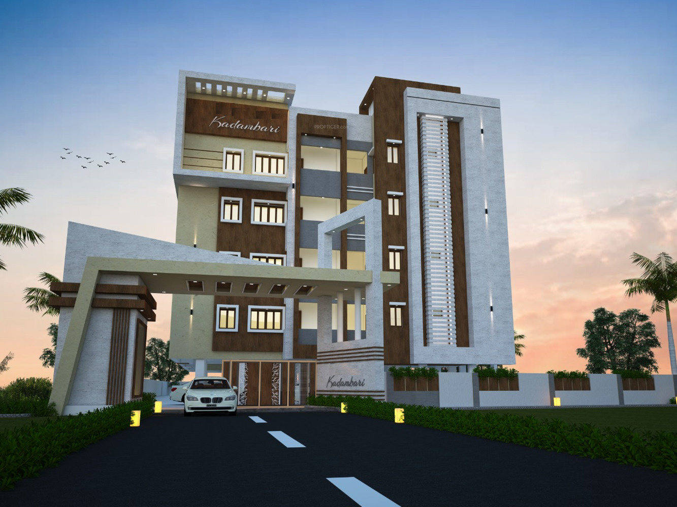 2 Bhk Apartment In Coimbatore Residential Flats And Apartments For Proptiger