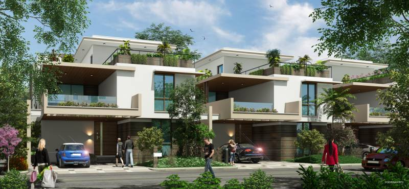 Images for Elevation of Dwarakamai Apex Villas