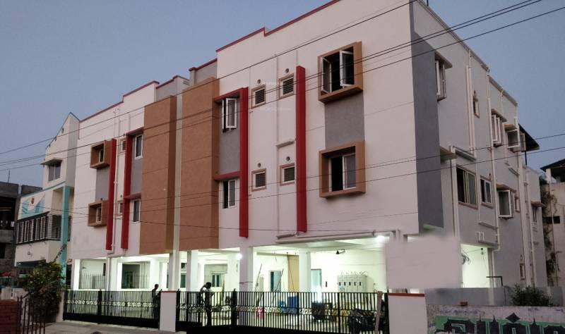 Images for Elevation of AA Gokulam