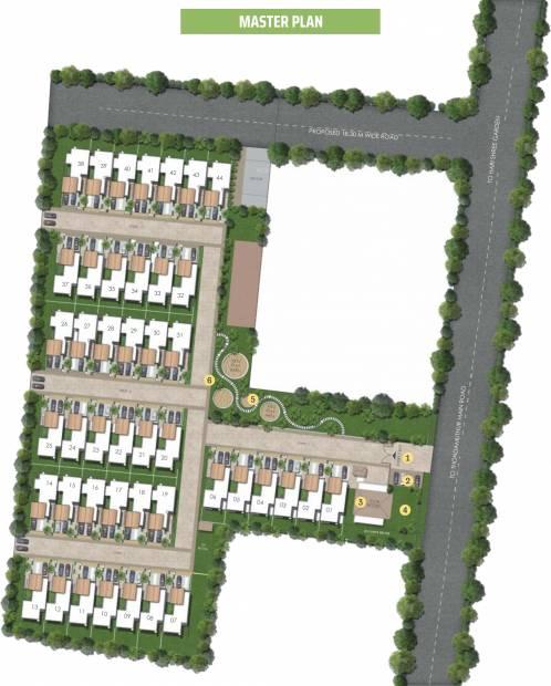 Images for Master Plan of Sobha Verdure