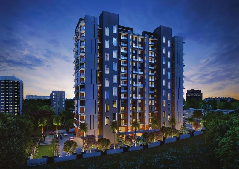 Images for Elevation of Kanifnath Archana Paradise