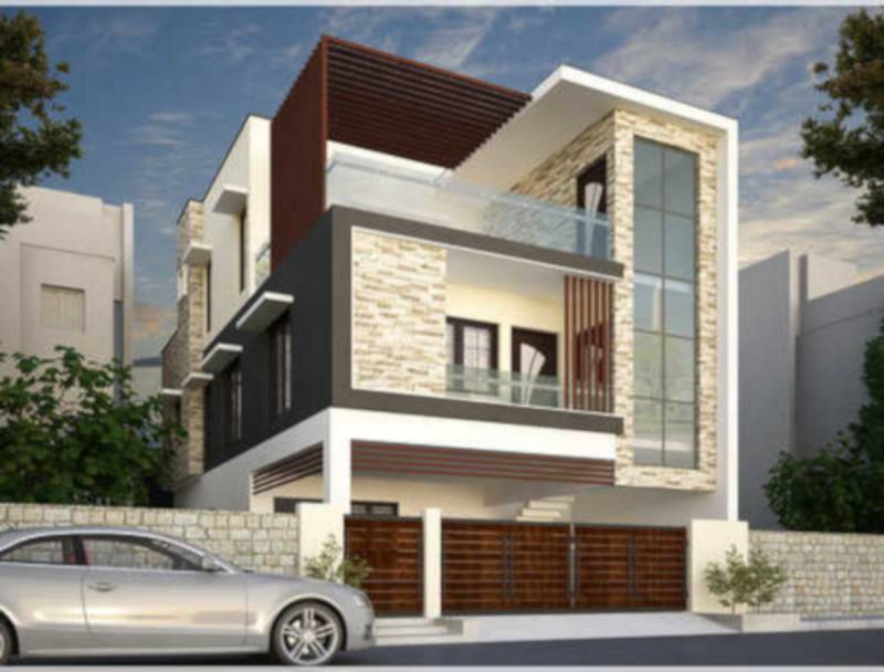 bliss-villa Elevation