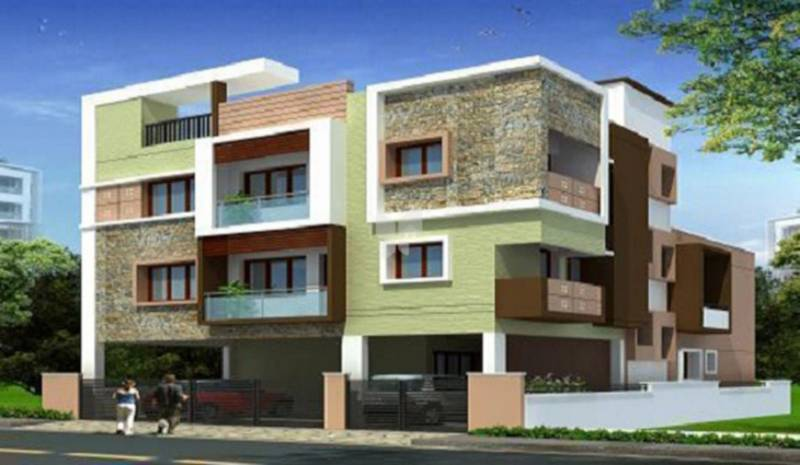 Images for Elevation of Silicon Avvai Enclave