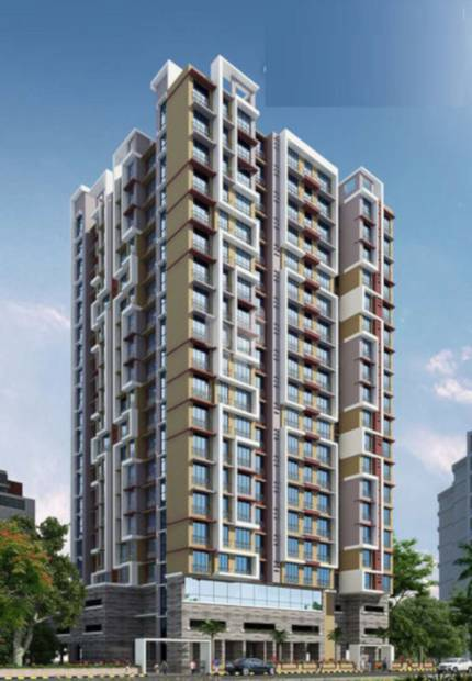 Images for Elevation of Kamala Gulmohar CHS
