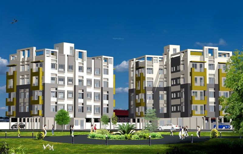 Images for Elevation of Chakraborty Anjali Green