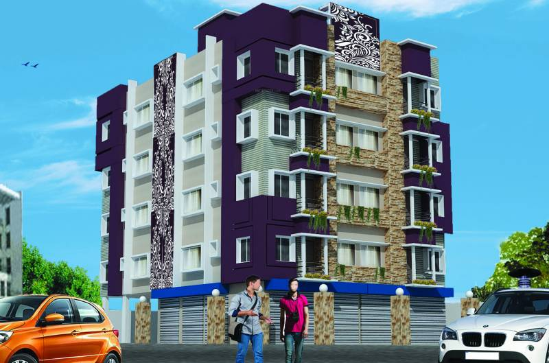 Images for Elevation of FM Aarav Villa