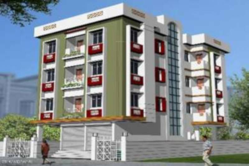 indrajit-residency Elevation