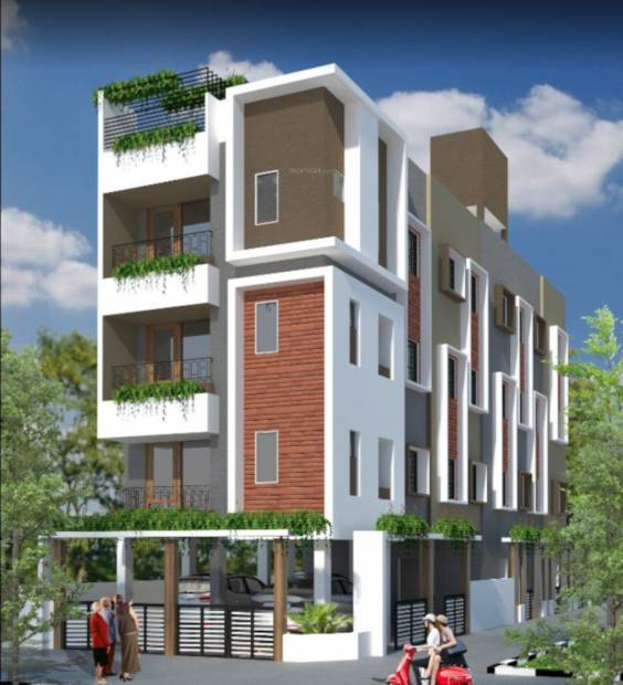Images for Elevation of Ghosh Indrajit Residency