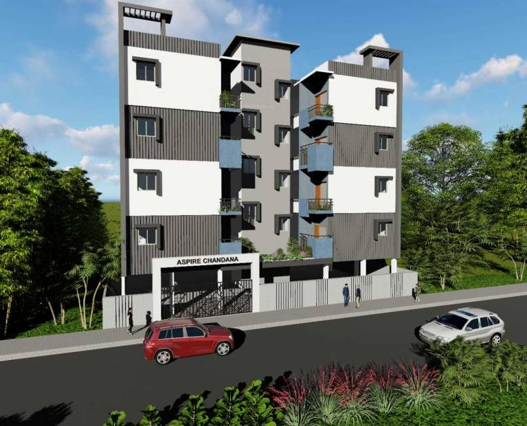 Images for Elevation of Aspire Chandana