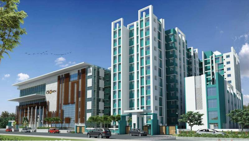 Images for Elevation of RDB Regent Crown Phase II