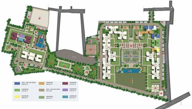 Images for Master Plan of Sobha Royal Pavilion
