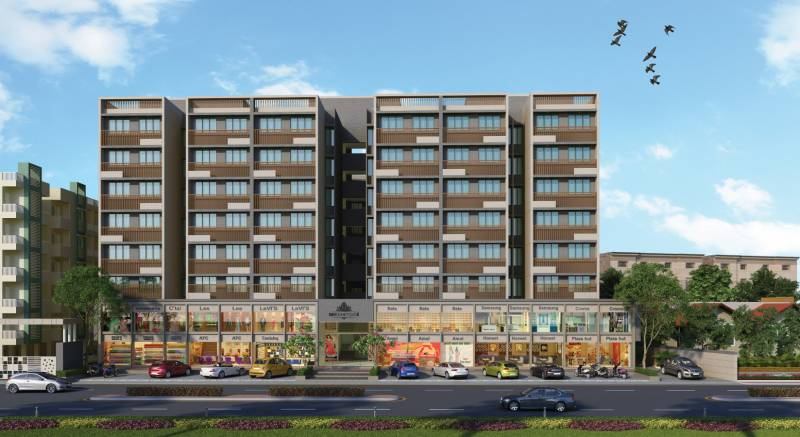 Images for Elevation of Gajanan Dev Home Town 4