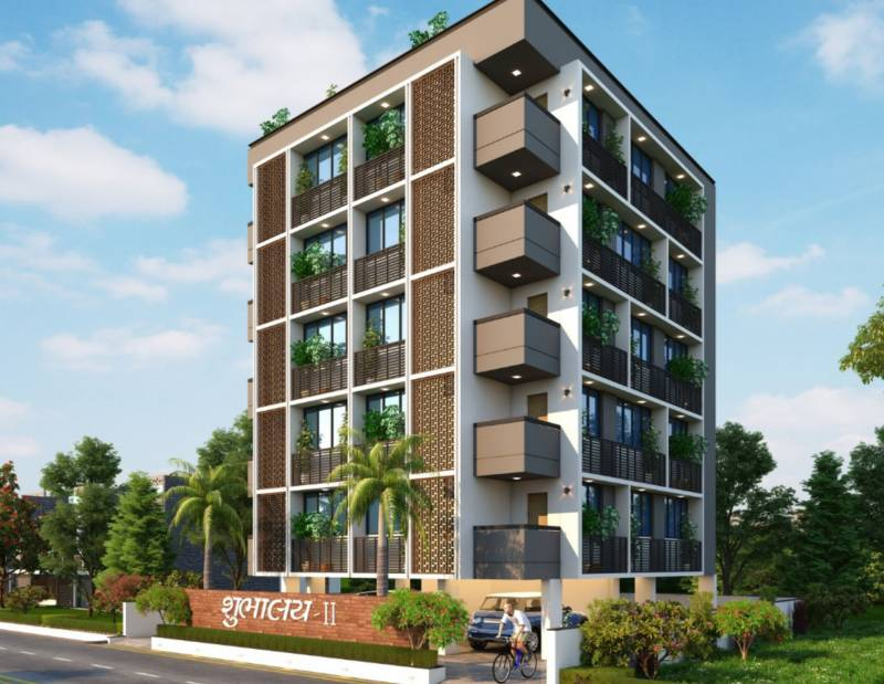 Images for Elevation of Saral Shubhalay 2