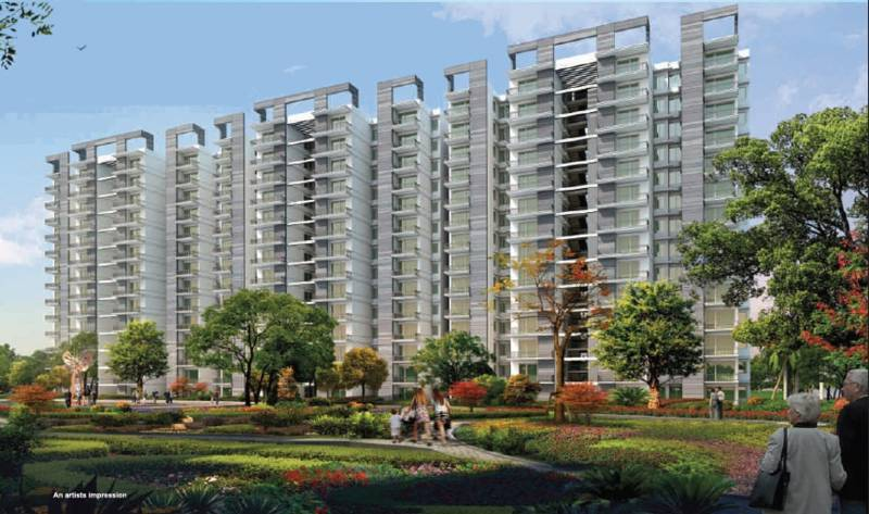 Images for Elevation of Perfect Zara Aavaas Phase 2