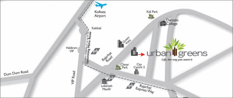 Images for Location Plan of Loharuka Urban Greens Phase II A