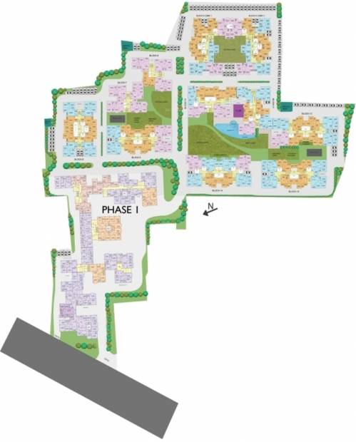 Images for Master Plan of Loharuka Urban Greens Phase II A