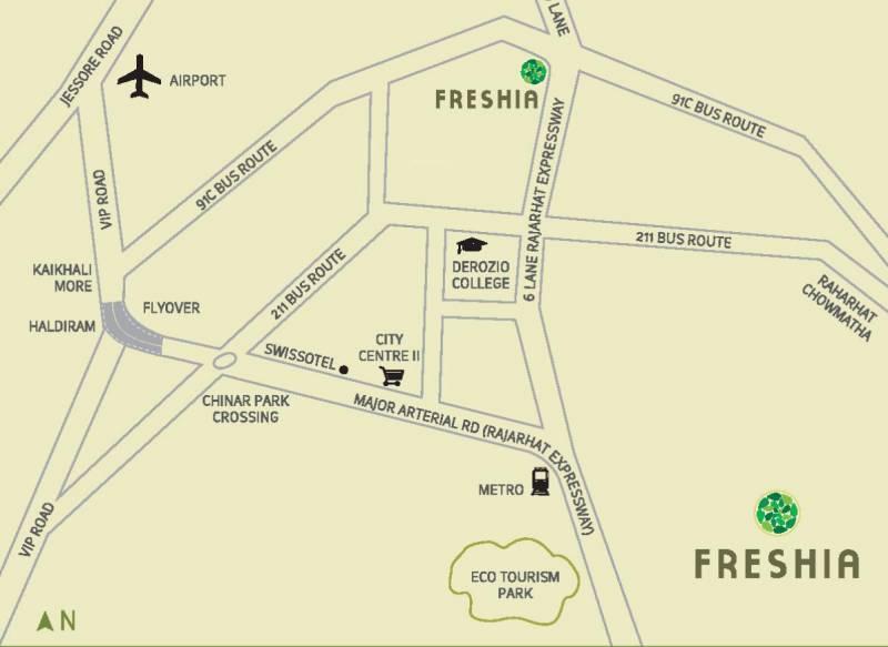 Images for Location Plan of Loharuka Freshia