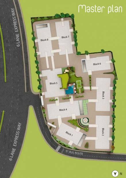 Images for Master Plan of Loharuka Freshia