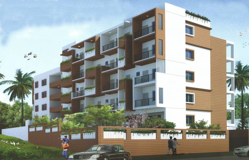 Images for Elevation of S and S Basava Pride