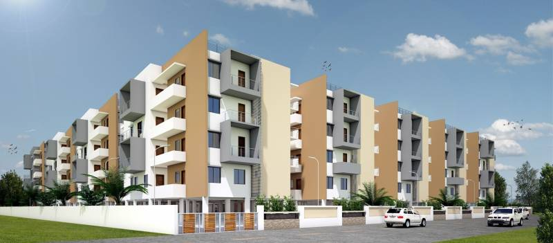 enclave Images for Elevation of Shrishti Enclave