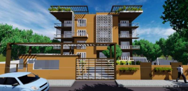 Images for Elevation of GK Infra Anugrha Apartment