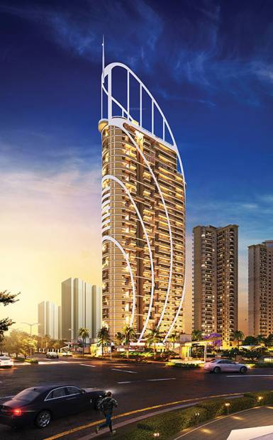 burj-noida Images for Project
