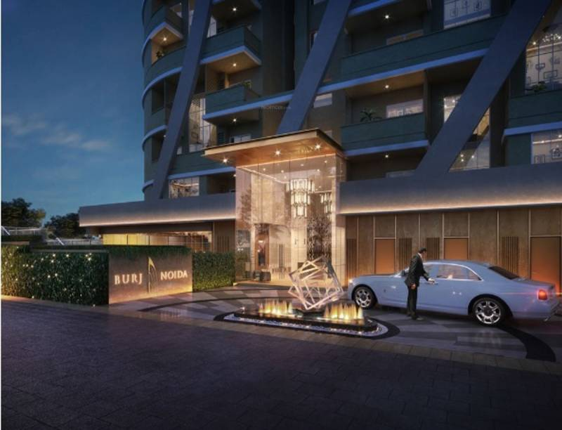 Images for Elevation of Dasnac Burj Noida