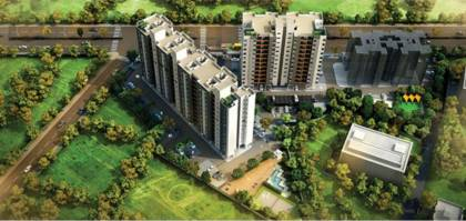 Images for Elevation of Vilas Javdekar Yashone Wakad Central